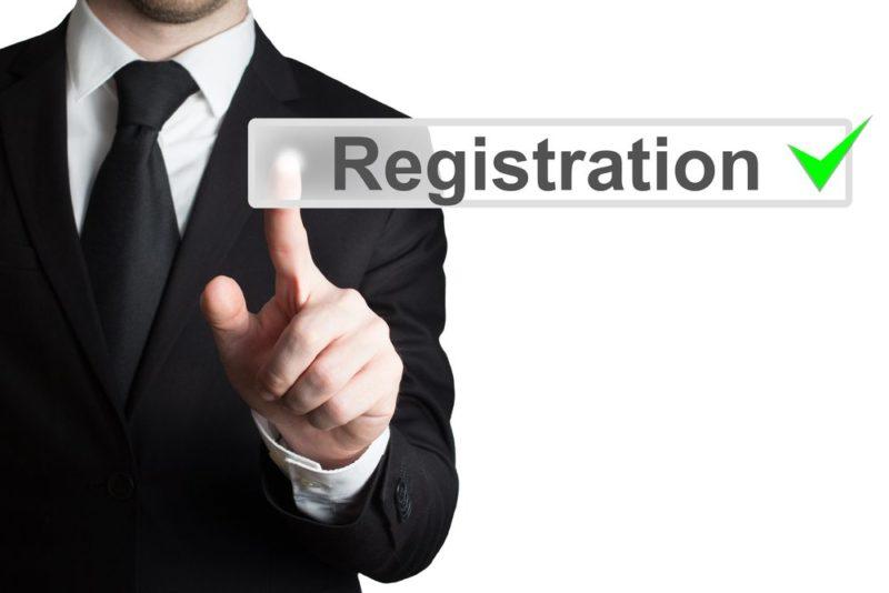 startup registration process