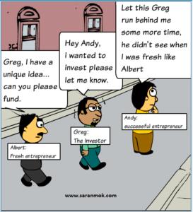chasing investor