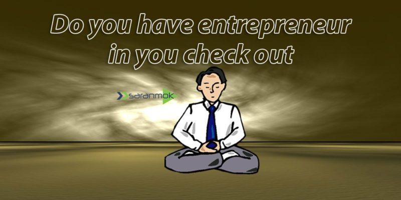 define entrepreneur